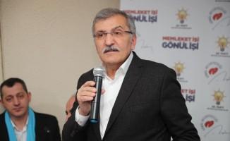 """Murat Aydın: """"24 saat açık yerleri belediye olarak ilk defa biz yapacağız"""""""