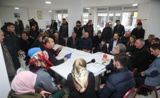 """Murat Aydın: """"Beykoz'da kent tarımını destekleyecek, ticareti geliştireceğiz"""""""
