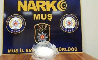Muş'ta uyuşturucu operasyonu: 41 gözaltı