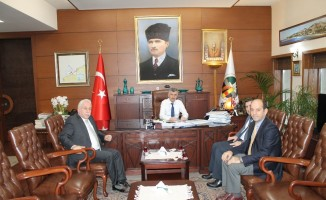 Nüfus ve Vatandaşlık İşleri Genel Müdürü Zonguldak'ta