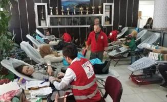 Okulda ödüllü kan bağışı kampanyası