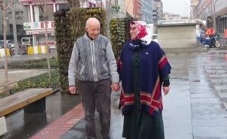 (Özel) 50 yıldır bitmeyen sevgi