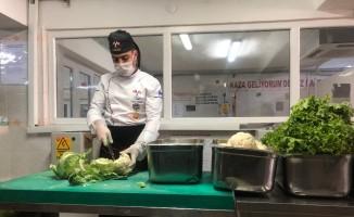 Polatlı Topçu ve Füze Okulundan 'Sıfır Atık Projesi'ne tam destek