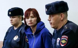 Rusya'da 6 yaşındaki oğlunu ormana bırakan anne tutuklandı
