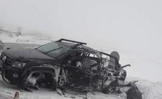 Saadet Partisi İl Başkanının oğlu kazada hayatını kaybetti