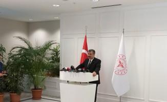 """Sağlık Bakanı Koca: """"Dünyada son yıllarda kızamıkla ilgili ciddi artışlar var"""""""