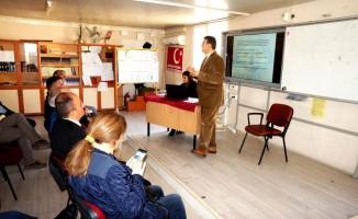 Sarıgöl'de 'Hayat boyu öğrenme' planlama ve işbirliği toplantısı