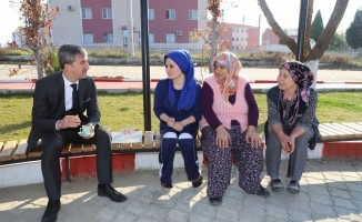Selvilitepe halkından Başkan Şirin'e teşekkür