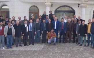 Siirt'te fıstık üreticilerine yapılan yanlış uygulamalar anlatıldı