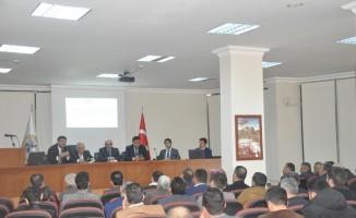 Siirt'te iş insanları ve girişimciler devlet destekleri konusunda bilgilendirildi