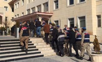 Siirt'te PKK'ya yardım eden 3 kişi tutuklandı