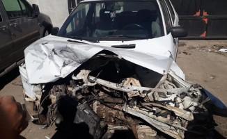 Siverek'te trafik kazası: 4 yaralı