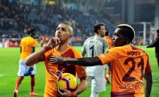 Sofiane Feghouli'den ligde son 3 maçta 4 gol, 1 asist