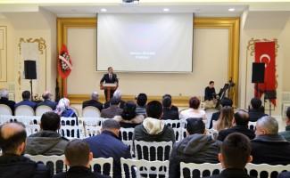 'Sosyal Destek Tokat' projesi Niksar'da tanıtıldı