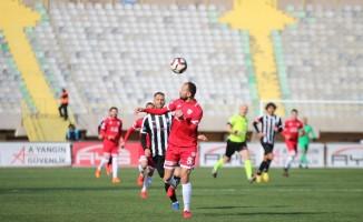Spor Toto 1. Lig: Altay 1 - Boluspor 0 (Maç sonucu)