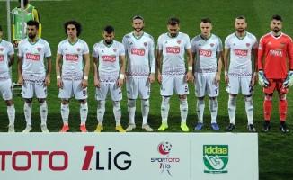 Spor Toto 1. Lig: İstanbulspor: 0 - Hatayspor: 3