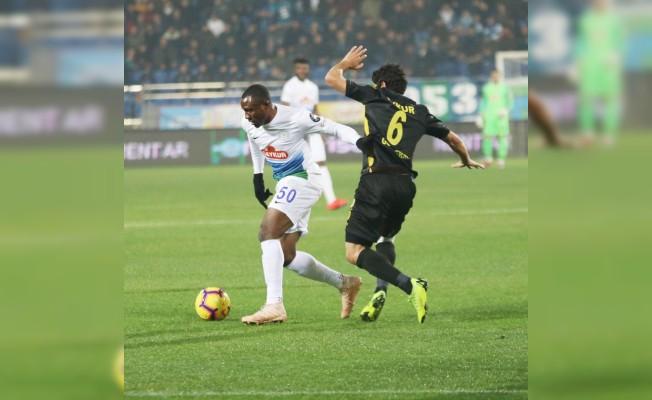 Spor Toto Süper Lig: Çaykur Rizespor: 3 - Evkur Yeni Malatyaspor: 0 (Maç sonucu)