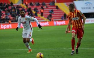 Spor Toto Süper Lig: İstikbal Mobilya Kayserispor: 2 - Göztepe: 1 (Maç Sonucu)