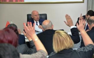 Süleymanpaşa Belediye Meclisi Şubat ayı toplantısı yapıldı