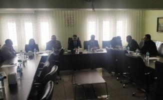 Tatvan'da 'Av Komisyonu' toplantısı