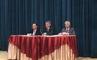 Tatvan'da 'Seçim güvenliği' toplantısı