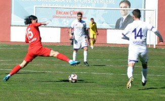 TFF 2. Lig: Gümüşhanespor: 1 - Hacettespor: 1