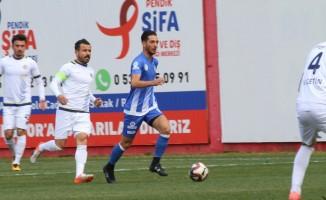 TFF 2. Lig: Tuzlaspor: 1 - Menemen Belediyespor: 3