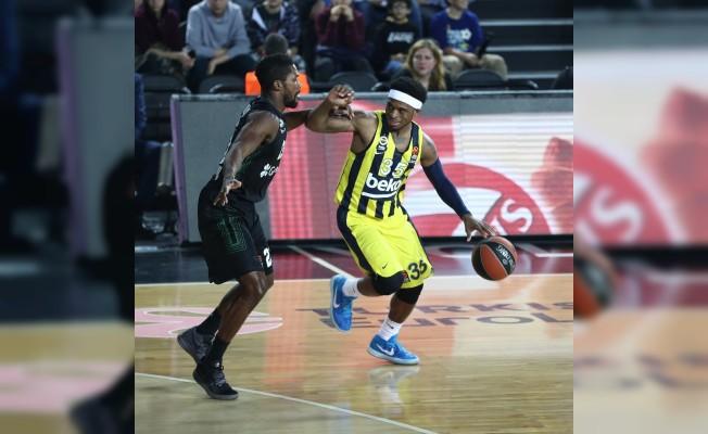 THY Basketbol Euroleague: Darüşşafaka Tekfen: 75 - Fenerbahçe Beko: 97