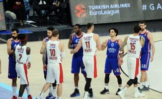 THY Euroleague: Anadolu Efes: 75 - Olympiakos: 65