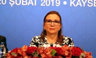 """Ticaret Bakanı Pekcan: """"2019'da dış ticaret açığının azaldığı başarılı bir yıl göreceğiz"""""""