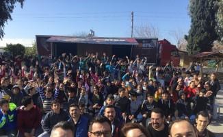 TIRATRO 11 bin 535 öğrenciyle buluştu