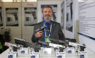 TİSAŞ yerli silahları Şanlıurfa Tarım Fuarı'nda tanıttı