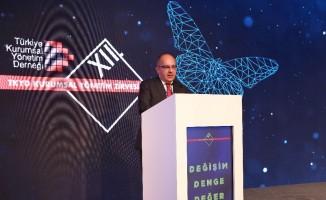 """TKYD Başkanı Ali Pandır: """"Geç kalma lüksümüz yok değişimi yönetmek zorundayız"""""""