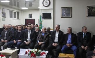 Tosya Ziraat Odası Genel Kurulu yapıldı