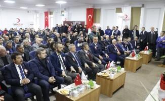 Türk Kızılay Derneği Zonguldak Şubesi Genel Kurulu yapıldı