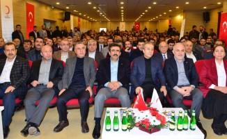 Türk Kızılayı Bağlar Şubesi Olağan Genel Kurul toplantısı yapıldı