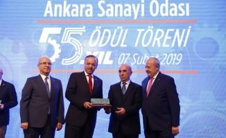 """TURKTIPSAN'a """"55. Yıl Ar-Ge Merkezi"""" Ödülü"""