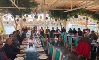 TÜRSAB Batı Antalya BTK sezona hazırlanıyor