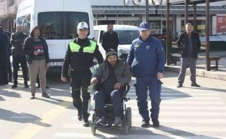 """Tuzluca'da """"Öncelik Hayatın, Öncelik Yayanın"""" etkinliği düzenlendi"""