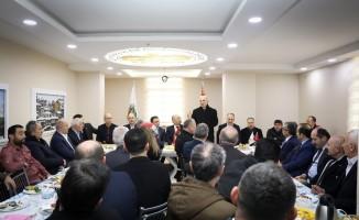 """Ümraniye Belediye Başkan adayı Yıldırım: """"Kızılay'a hizmet ana vazifelerimizden biri olacak"""""""