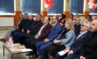Vali Pehlivan, Türk Kızılayı Bayburt Şubesi Olağan Genel Kurul Toplantısı'na katıldı