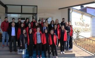 Van Büyükşehir Belediyespor Kadın Voleybol Takımı şampiyonluk maçına çıkıyor