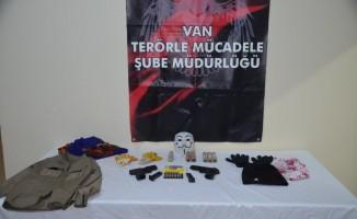 Van'da terör operasyonu: 57 gözaltı