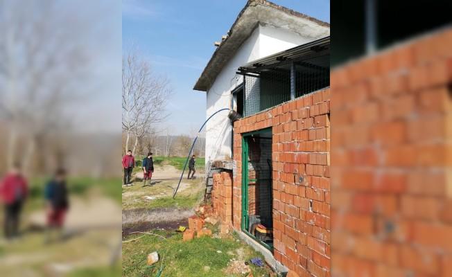 Vezirhan'da kuyu temizleme çalışmaları başladı