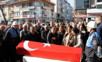 Yalova Belediye Başkan Yardımcısı İlhan son yolculuğuna uğurlandı