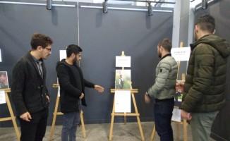 Zonguldak Bülent Ecevit Üniversitesi öğrencilerinden anlamlı sergi