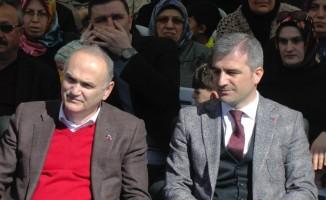 15 Temmuz Demokrasi Şehitleri Parkı hizmete açıldı
