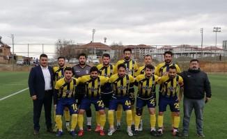 1. Amatör Küme Büyükler Futbol Ligi Play-Off Grubu ilk hafta heyecanı