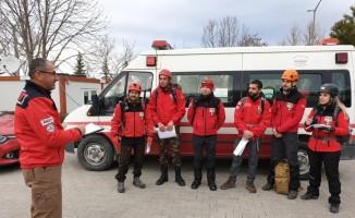 AKUT Eskişehir'den 'Navigasyon Eğitimi'