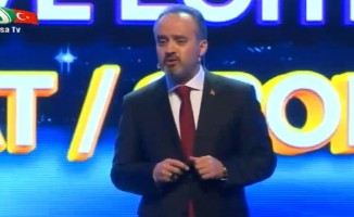 Alinur Aktaş projelerini açıkladı - VİDEO HABER